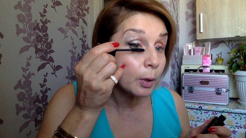 макияж Нефритовая искра (квартет теней) по вашим просьбам.