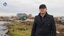 НАЙДЕНА ЕЩЁ ОДНА НЕЗАКОННАЯ СВАЛКА в Северодвинске Гришин Life