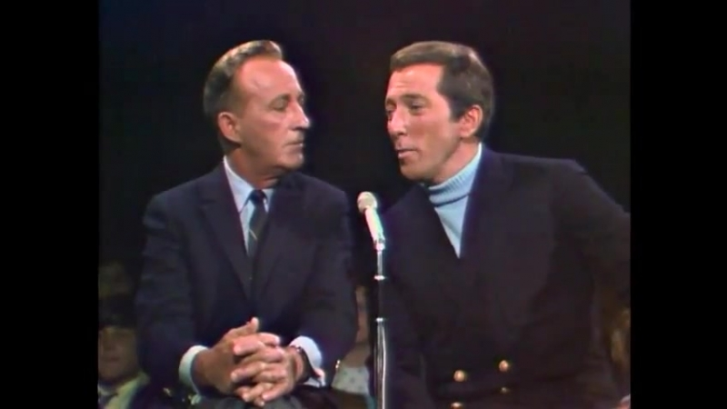 Bing Crosby Andy Williams In A Little Spanish Town (1966)