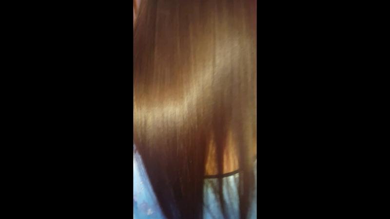 ботокс волос антижелтый