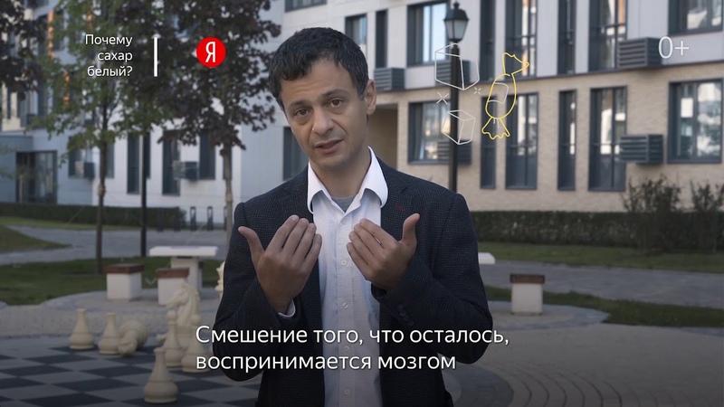 «Знатоки»: Артём Оганов отвечает на неожиданные вопросы по химии