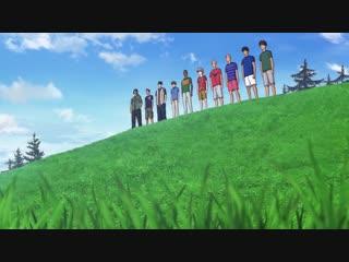 Почувствуй ветер 14 серия [русские субтитры Aniplay.TV] Kaze ga Tsuyoku Fuiteiru