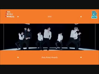 [PERF] GOT7 - Lullaby + LOOK @ 2018 Asia Artist Awards