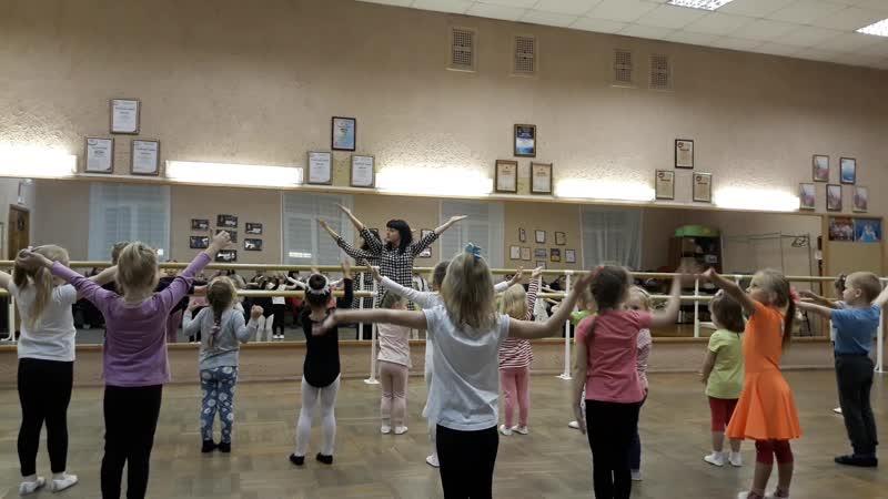 моя доченька У всех разные таланты моя гимнастка открытый урок для родителей