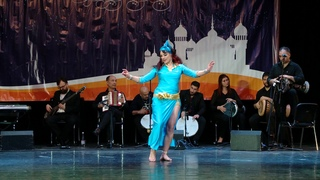 Baladi improvisation. Al Azdeeka band.
