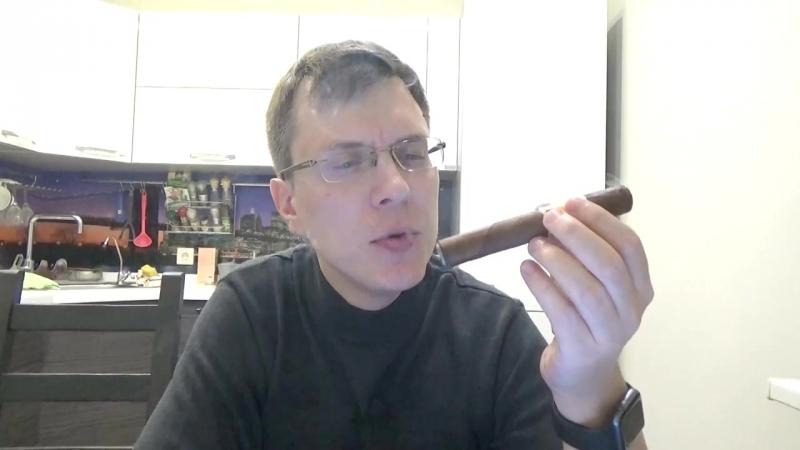 Дегустация сигары Cohiba Maduro 5 Genios(3)