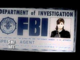 The C Files Castle opening with X-Files TV Theme