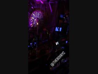 Bill Kaulitz Instagram Stories (28.10.2018)