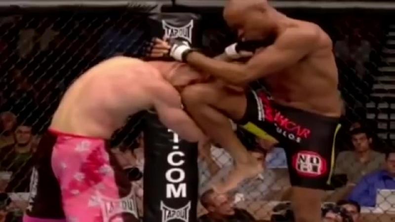 Андерсон паук Сильва чемпион UFC