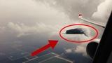 Неопознанный летающий объект захватил целый самолет! И это - не единичный случай.