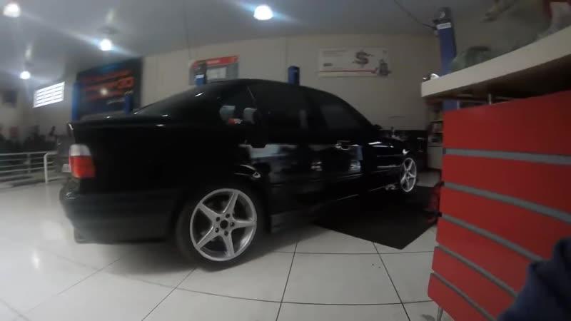 RODAS NOVAS NA BMW E36 DO MARCHETTI! STYLE 68 WHEELS