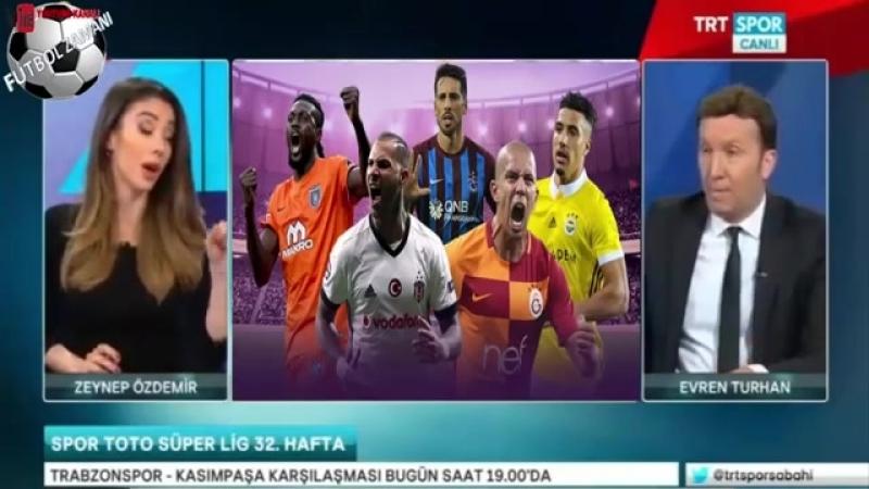 Spor Sabahı TEK PARÇA Başakşehir 1 1 Sivasspor Maçı ve GS FB BJK Yorumları