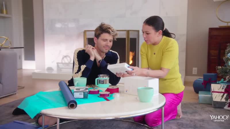 Yahoo LifeStyle Deals Now with Janel Parrish Part 2
