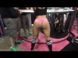 Meeting Kendra Lust eXXXotica Chicago 2014!