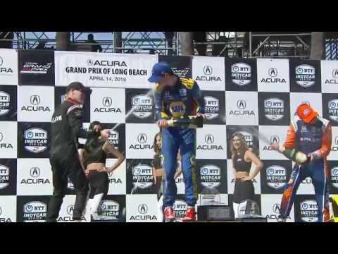 2019 NTT IndyCar Series: Long Beach Race Highlights