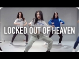 1Million dance studio Locked Out Of Heaven - Bruno Mars / Beginners Class