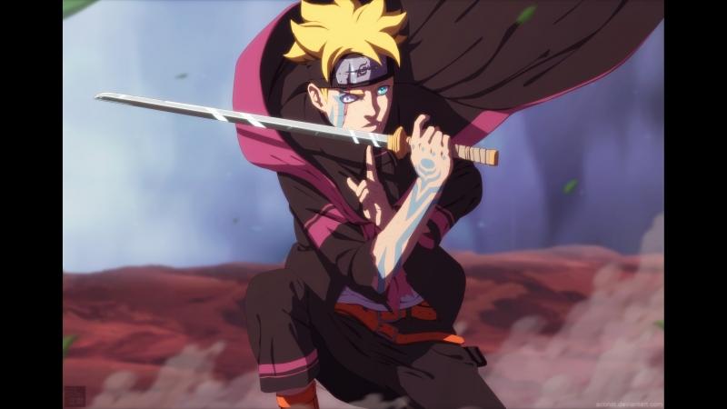 Naruto Наруто Баруто Boruto AMV