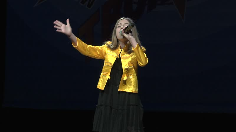 IC 2019 Конкурс Твой голос Ковтуненко Дарья The Show Must Go On.MTS