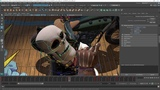 Maya 2019 Cached Playback for better animation