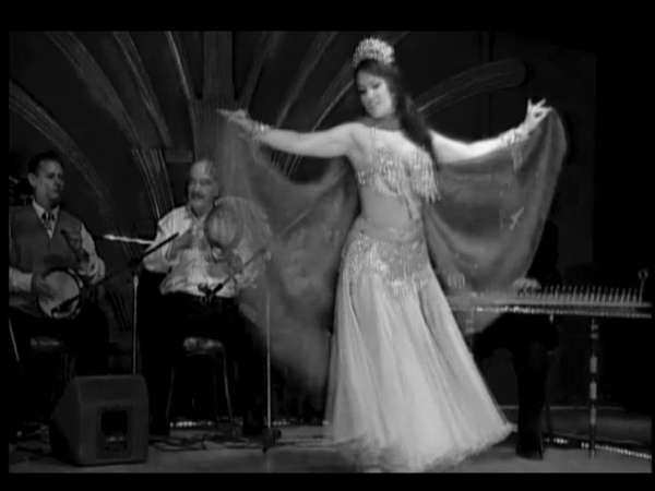 Keti Sharif, Cairo 2001
