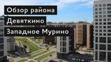 Обзор района Девяткино