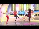 Йога-танец с Оксаной Роговой на ТВЦ.