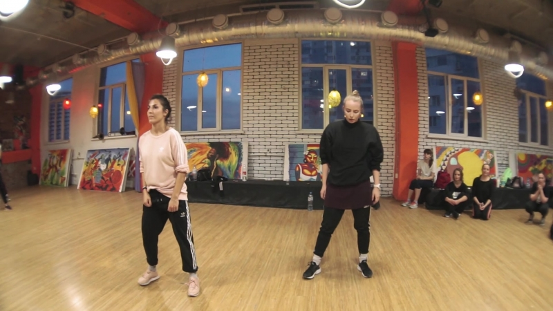 Anna Grotesque 2nd Class | Extra Danceversity | 07.04.18