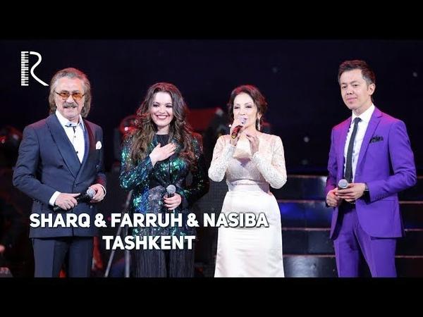 Sharq guruhi Farruh Zokirov Nasiba Abdullayeva - Tashkent
