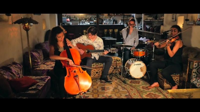 Tamally Maak. Nour El Ein - Amr Diab by The Ayoub Sisters