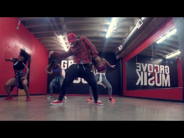 Ayo Jay- The Vibe Choreography by Nikolas Mafabi. Groove2Musik Atlanta
