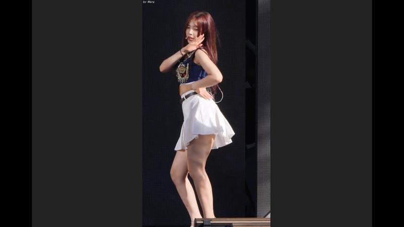 180905 레드벨벳 (Red Velvet) 배드보이 (Bad Boy) 카메라 리허설 (Rehearsal) [조이] JOY 직캠 Fancam (DMC 페스티벌) by Mera