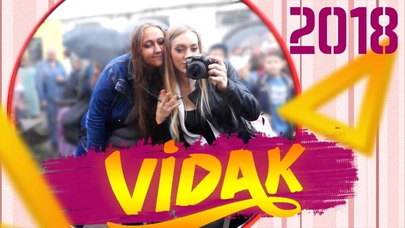 ВИДАК 2018 Фестиваль видеоблоггеров в Белоруссии.