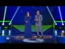 Красавица Вера из Белоруссии блестяще исполнила песню Адель и выступила вместе с Русланом Алехно