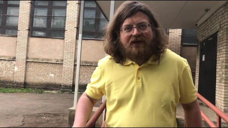 Привокзальную Волоколамскую школу нужно приводить в порядок