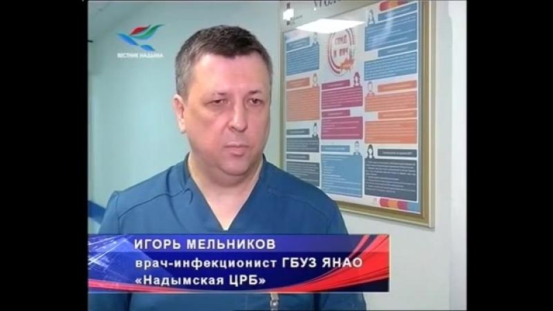 Всероссийская акция СТОП ВИЧ/СПИД в г.Надым