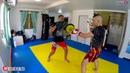 Как научится контроль, чувство дистанции и передвижение в боксе, мма и муай тай