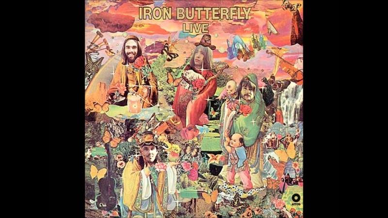 Iron Butterfly - In-A-Gadda-Da-Vida (Live Version)