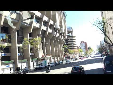 Full Route Madrid Bus CityTour in 4K Quality - Madrid Vacations Tours
