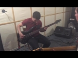 Бас-гитара - 2ой урок