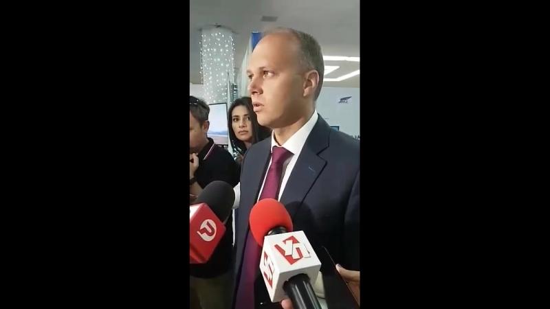 Беспрозванных Алексей Сергеевич - зам Министра промышленности и торговли РФ
