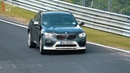 2019 BMW ALPINA XD4 CONTINUOUS TESTING AT THE NÜRBURGRING
