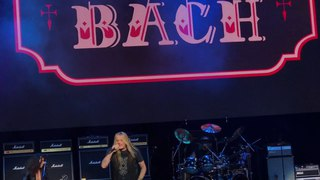 Sebastian Bach Slave To The Grind at M3 Rock Festival 2018