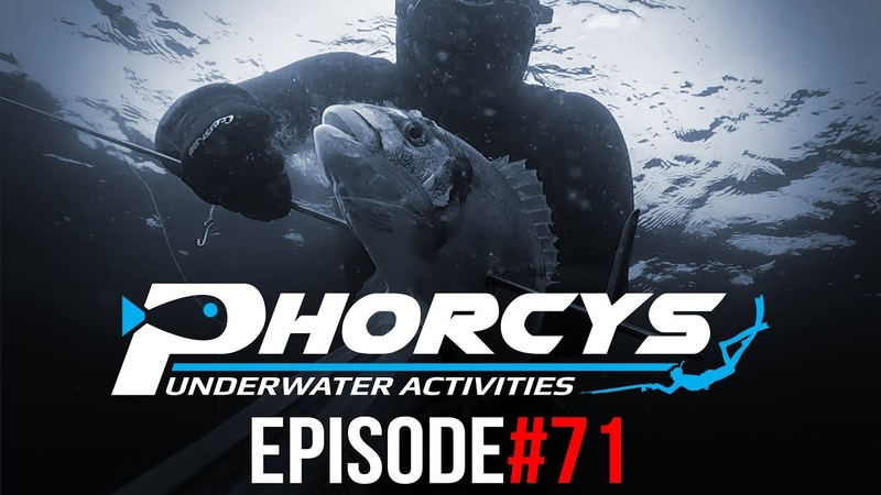 PHORCYS UNDERWATER ACTIVITIES - EPISODE71