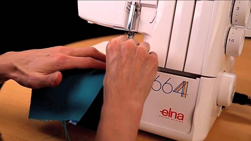 Лапка для канта Elna - арт. 202-039-011