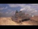 Сцены из операций сирийской армии в провинции северо восточного Хама