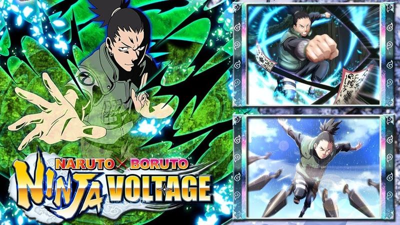 Новые Способности Шикамару | Shikamaru Summons | Naruto x Boruto Ninja Voltage | 95