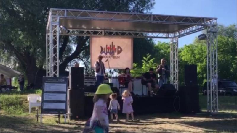 Забавка Острів скарбів Rock Buh Festival