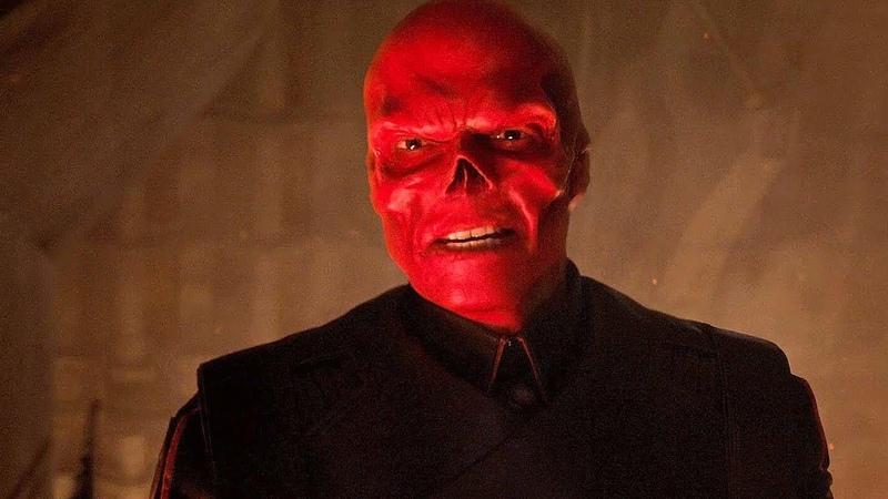 Стив Роджерс узнает что Красный Череп первый суперсолдат Эрскина Первый мститель 2011 год
