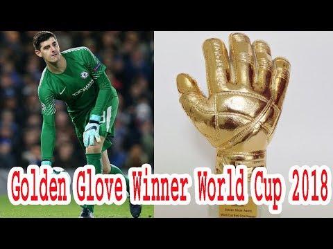 World Cup 2018 Golden Glove Winner  Thibaut Courtois Golden Glove Winner   Lifestyle Today