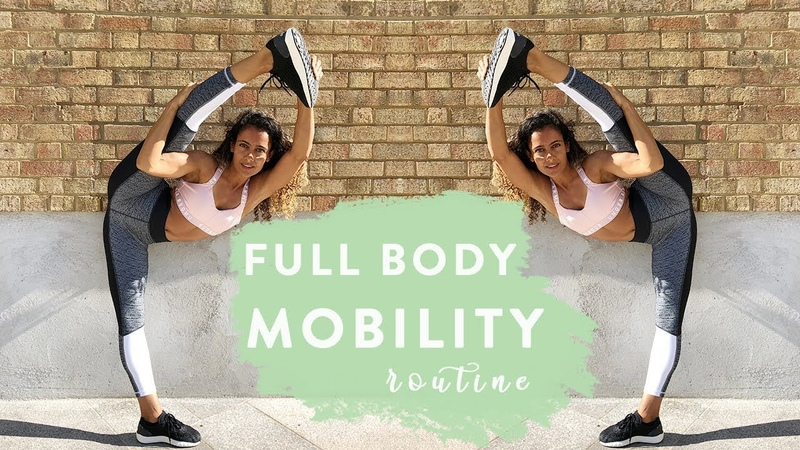 10 MINUTE DAILY MOBILITY ROUTINE   No Yoga   Real Time Sequence